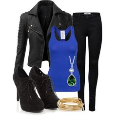 Outfit[3] Katherine Pierce inspired