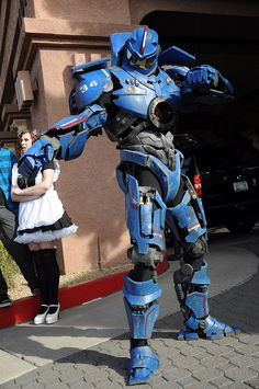 Gypsy Jaeger - Pacific Rim by Anime Indian, via Flickr