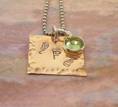 $17 hand stamped jewelry