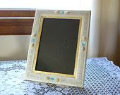 Sea Side Mosaic Picture Frame