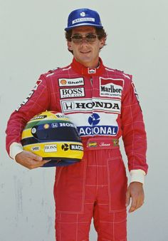Ayrton Senna career in pictures: How the Brazilian driver became a Formula One…