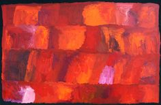 "Kudditji Kngwarreye ""My Country"" 2013 Acrylic on Belgian linen 1180 x 1800mm"