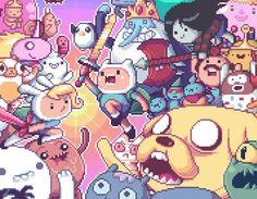 Paul Robertson x Adventure Time ⊟ http://tmblr.co/ZbdYay1SCM8e1