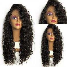 SHARE & Get it FREE | Shaggy Long Curly Lace Front Heat Resistant Fiber WigFor Fashion Lovers only:80,000+ Items·FREE SHIPPING Join Dresslily: Get YOUR $50 NOW!