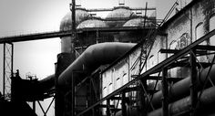 Carrie Furnace in Pittsburgh, PA