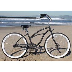 Women's Urban Lady Beach Cruiser Bike//