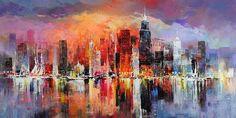 10 художников, которые покорили цвет: