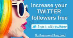 FREE FOLLOWERS   1000 followers every day