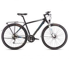 Orbea H10 Travel, una bicicleta fantástica para hacer cicloturismo
