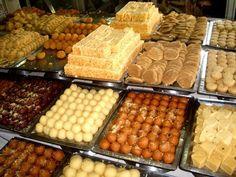 Bengali sweets/ mishtir Dokan! #WestBengal State,   #travel #tourism #kolkata #art #desi #socialmedia  #india #kantinathbanerjee Sweet Carrot, Bengali Food, Indian Sweets, Indian Desserts, Mouth Watering Food, Food Safety, Vegan Sweets, Kolkata, Vegan Recipes