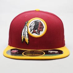 New Era cap 59FIFTY NFL On Field Washington Redskins