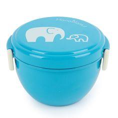 Hana Blomst Blue Elephant Bento Box