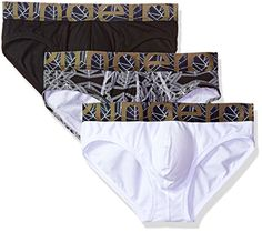 BinmerTMSexy Men Boxer Briefs Underwear Bulge Pouch Bikini Underpants Cool Style M Black *** Click image for more details.