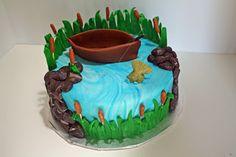Trendy Cake For Men Easy Baby Shower - Creative Cake Decorating Ideen Creative Cake Decorating, Cake Decorating With Fondant, Birthday Cake Decorating, Creative Cakes, Cakes To Make, Cakes For Boys, How To Make Cake, Baby Boy Cake Topper, Baby Boy Cakes