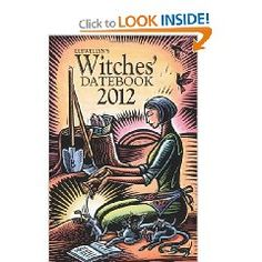 Llewellyn`s 2012 Witches` Datebook (Annuals - Witches` Datebook) $10.99