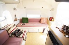 1965 AIRSTREAM CARAVEL, 17′ -SHELLY- $49,995