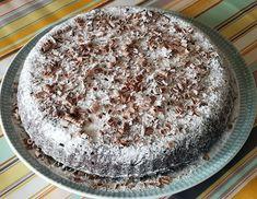 Receita de Bolo de Chocolate e Amêndoa Cheesecakes, Oatmeal, Pie, Sugar, Breakfast, Grande, Desserts, Braised Chicken Thighs, Oven Barbecue Chicken