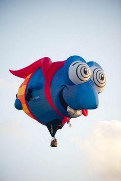 UNUSUAL HOT AIR BALLONS - Bing Images