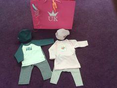Zachte newborn kleding van mooie kwaliteit. Super comfortabel voor de baby en toch trendy! Vooral de halslijn van B*E*S*S is net even anders als standaard