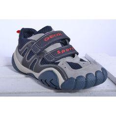 Zapatillas Geox  62,15€ -15% 49,72€  #Spring #elplanetadelasmarcas.es #welovefashion #zapatillas #shoes #boys #geox #bigfoot #kids