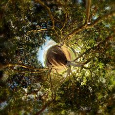 Randy Scott Slavin's 'Alternate Perspectives' Photo Series Shows A 360 Degree World