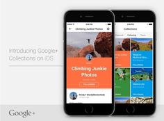 """Google+ Brings Its Interest-Based """"Collections"""" Feature To iOS"""