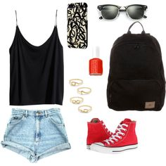 """"""":)"""" by angelicadonnelly on Polyvore"""