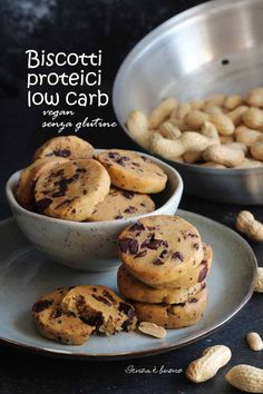 Do you know that choosing protein breakfast has many advantages? In this post . Low Calorie Recipes, Vegan Recipes Easy, Sweet Recipes, Vegan Sweets, Healthy Sweets, Granola, Tortillas Veganas, Eating Light, Protein Breakfast