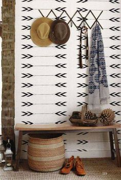 Entryway storage for all your loose items; even your essentials need a chic place to be stored. Shop entryway vessels like baskets, lidded baskets, consoles, storage benches and trays on Domino.