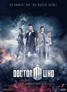 low and behold, the most awesome fan-made DW50th poster E.V.E.R.