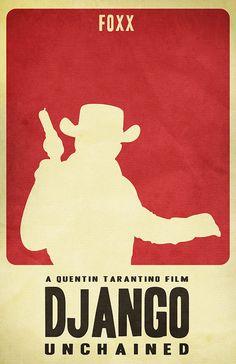Django Unchained - movie poster