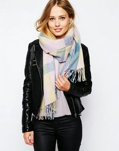 Under $50: 10 Amazing Oversized Scarves from ZARA - The Fashion and Beauty Addict