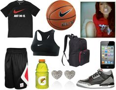 """""""The tom-boy in me.."""" by ittybittymomo ❤ liked on Polyvore"""