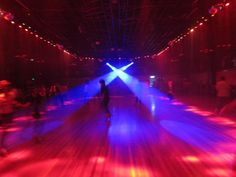 Roller skating rink (Shanghai) @chinafashionx