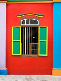 Colorful House! | Most Beautiful Pages