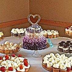 Love the cupcake theme!