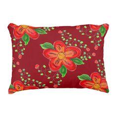 Barn Red Pillow