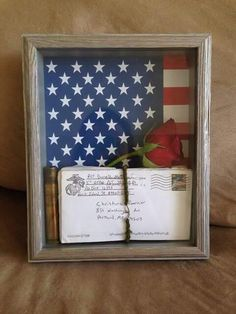 Basic training letters in shadow box. Such a cute idea. Navy Girlfriend, Military Girlfriend, Military Wife, Coast Guard Girlfriend, Air Force Girlfriend, Airforce Wife, Military Orders, Boyfriend, Navy Life