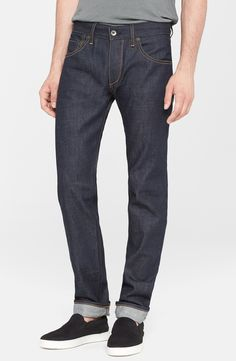 Raw Selvedge Jeans from rag & bone