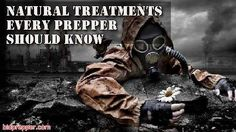 Emergency Natural Treatments Every Prepper Should Know