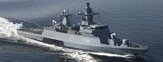"""Alemanha compra cinco corvetas classe Braunschweig para """"se defender"""" da Rússia"""