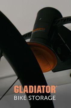 Gladiator® Advanced bike storage. Reach For More™