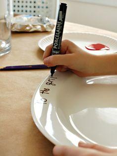 Platter Message