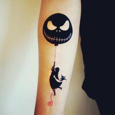 Nightmare Before Christmas Tattoos Designs-2
