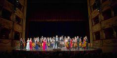 FGR Orchestra Mercoledì 30 dicembre 2105 ore 21.00 - Teatro Comunale di Cagli (PU) Mercoledì 30 dicembre 2105, alle 21.00 al Teatro Comunale di Cagli (PU) la FGR Orchestra di Pesaro dedica una sera...