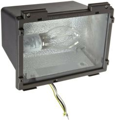 Morris Products 71062 Small Floodlight, HPS Type, Medium Lamp Base, 70 Watts, 120 Volts by Morris Products. $97.00. Adjustable knuckle; Lamp included; UL listed