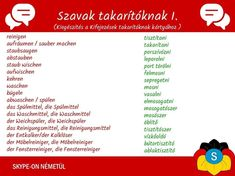 German Language, Hungary, Learn English, Learning, Circuit Diagram, Cleaning Agent, Learn German, Knowledge, Learning English