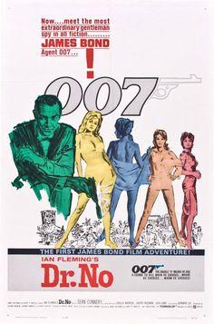 Dr. No, 1963.