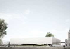 Aires Mateus . The Art Museum of the 20th Century . Berlin (1)
