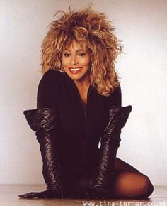 Check out Tina Turner @ Iomoio Ike And Tina Turner, Women Of Rock, Cyndi Lauper, Music Icon, 80s Music, Female Singers, Beautiful Black Women, Music Artists, Dame